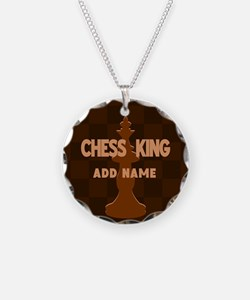 King of Chess Necklace