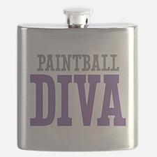 Paintball DIVA Flask