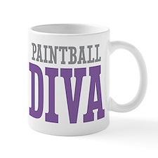 Paintball DIVA Mug
