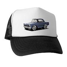 BabyAmericanMuscleCar_66NovA_grey Trucker Hat