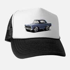 BabyAmericanMuscleCar_66NovA_grey Trucker Hat