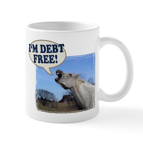 Im Debt Free Mugs