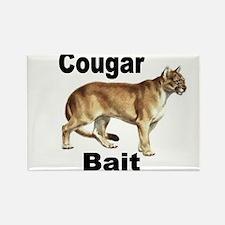 COUGAR BAIT Magnets
