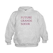 Hoodie Future grande soeur