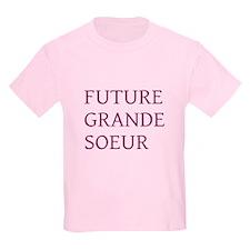 T-Shirt Future grande soeur