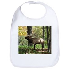Elk bellowing Bib