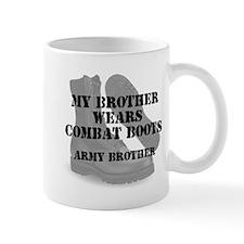 Army Brother wears CB Mugs