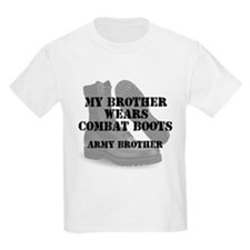 Army Brother wears CB T-Shirt