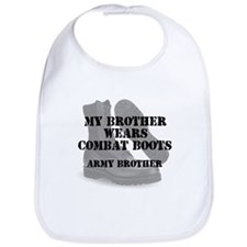 Army Brother wears CB Bib