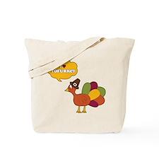 I Heart Tofurkey Tote Bag