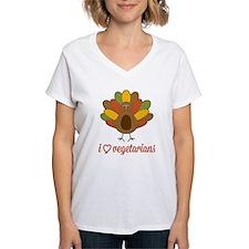 Turkey Loves Vegetarians T-Shirt