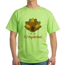 Turkey Loves Vegetarians T-Shirt