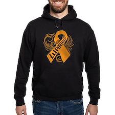 Multiple Sclerosis Warrior Hoody