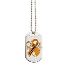 Multiple Sclerosis Warrior Dog Tags