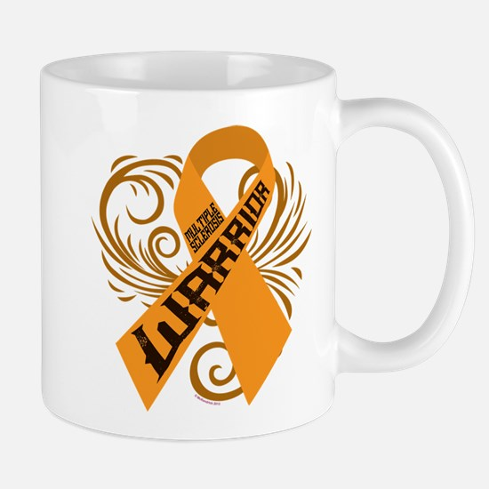 Multiple Sclerosis Warrior Mug