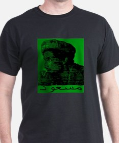 Massoud Iconic Persian Script T-Shirt