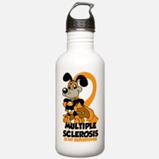 Multiple Sclerosis Superpower Sports Water Bottle
