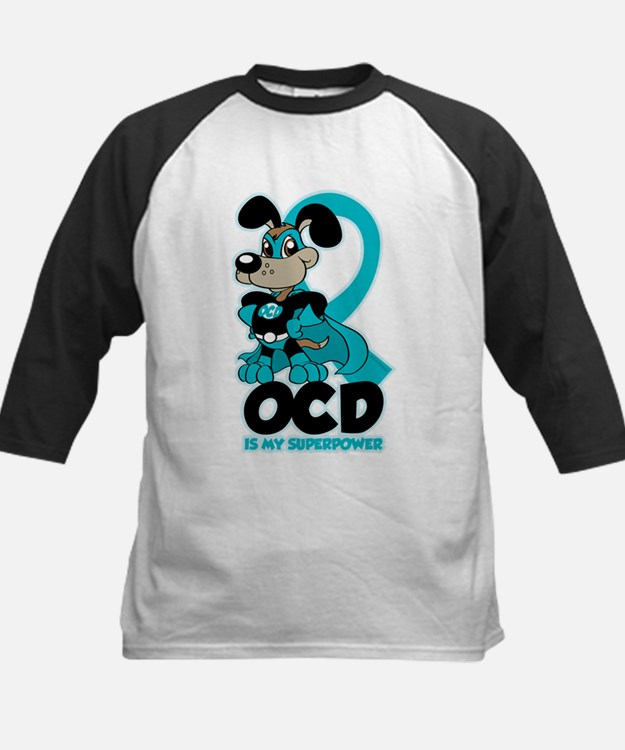 OCD Is My Superpower Tee
