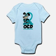OCD Is My Superpower Infant Bodysuit