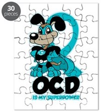 OCD Is My Superpower Puzzle