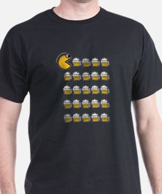 Beer Drinking Punk (3C) T-Shirt