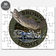 Brown trout Puzzle