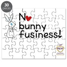 no bunny fusiness Puzzle