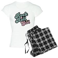 Rock N Roll Girl Pajamas