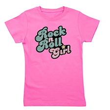 Rock N Roll Girl Girl's Tee