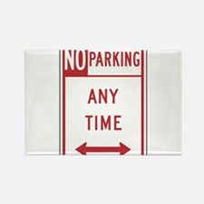 No Parking Magnets