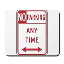 No Parking Mousepad