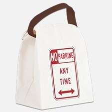 No Parking Canvas Lunch Bag