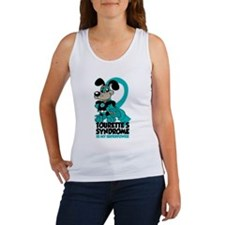 Tourette's Superpower Women's Tank Top