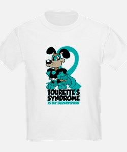 Tourette's Superpower T-Shirt
