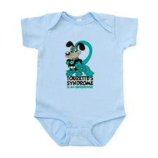 Tourette's Superpower Infant Bodysuit