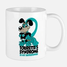 Tourette's Superpower Mug