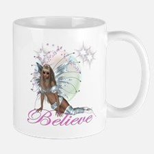 believe fairy moon.png Mugs