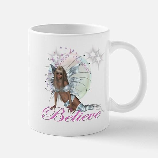 believe fairy moon.png Mugs