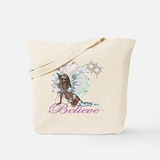 believe fairy moon.png Tote Bag