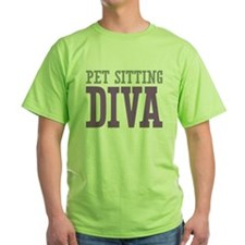 Pet Sitting DIVA T-Shirt
