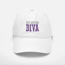 Pet Sitting DIVA Baseball Baseball Cap