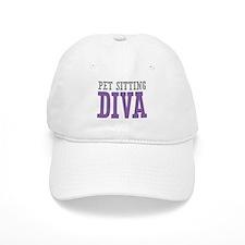 Pet Sitting DIVA Baseball Cap