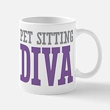 Pet Sitting DIVA Mug