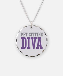 Pet Sitting DIVA Necklace