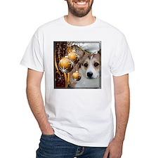Holiday Sable Corgi T-Shirt