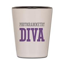 Photogrammetry DIVA Shot Glass