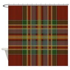 Chattan Tartan Shower Curtain