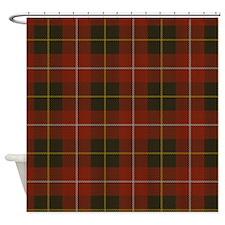 Connel Tartan Shower Curtain