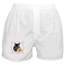 Chin Valentine Boxer Shorts