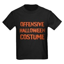 Offensive Halloween Costume T-Shirt